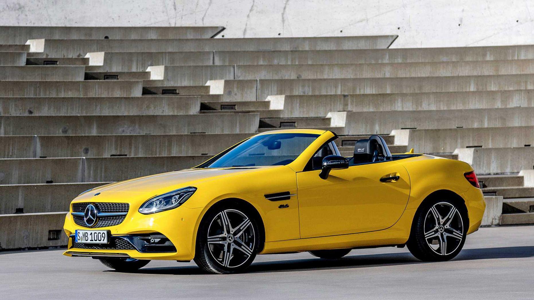 10 Image Mercedes Slc 2020 in 2020 Mercedes slc