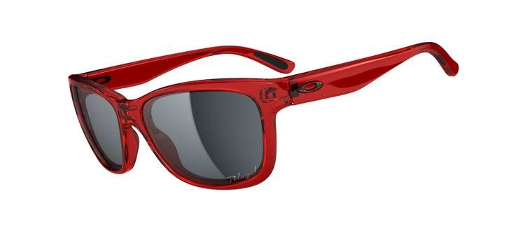 Oakley Forehand Sku Oo9179 07 Color Cherry Red Grey Polarized Looks