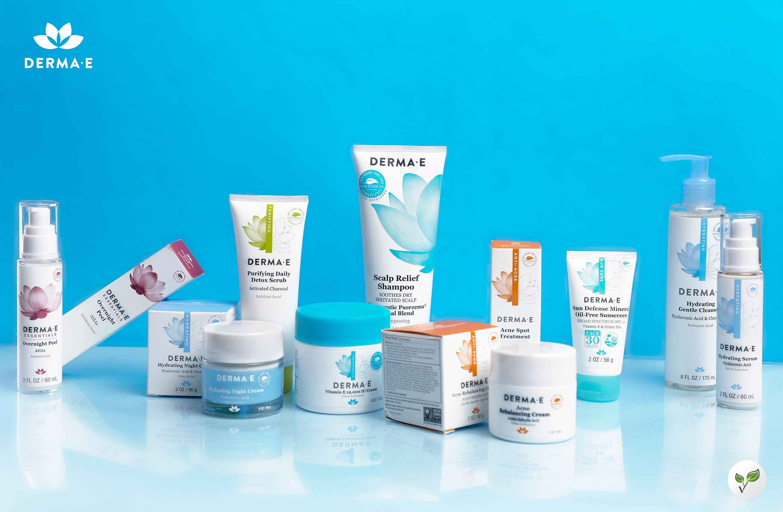 Derma E Organic Ethical Vegan And Cruelty Free Skin Care Products Cruelty Free Skin Care Vegan Cruelty Free Skin Care Skin Care