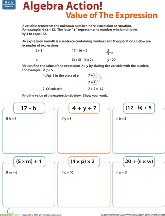 If your 5th grader doesn\'t need to know his algebra and geometry yet ...