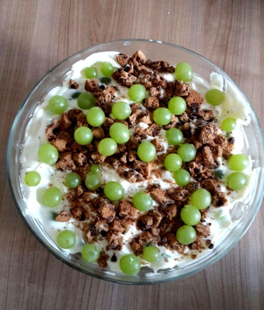 Trauben-Dessert zum direkt verputzen oder mitbringen » Küchensachen