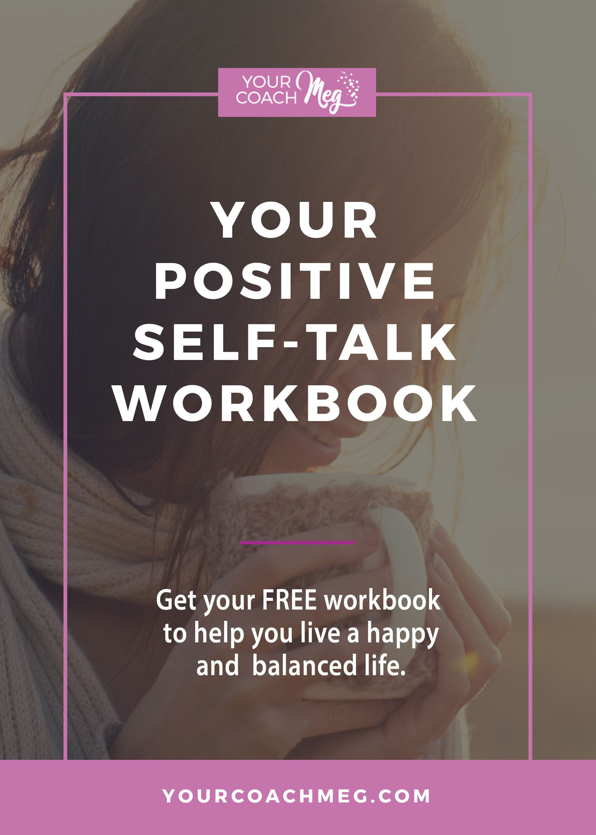 How To Stop Negative Self Talk With A Free Workbook