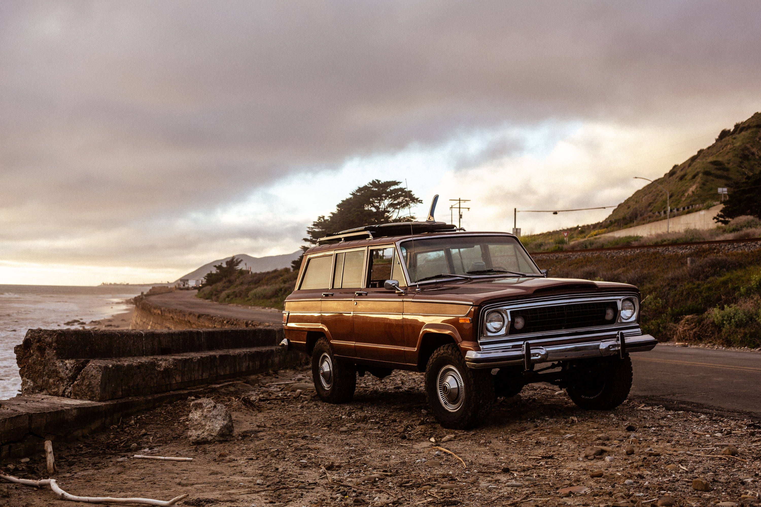 Iron And Resin In 2020 Jeep Wagoneer Jeep Built Jeep