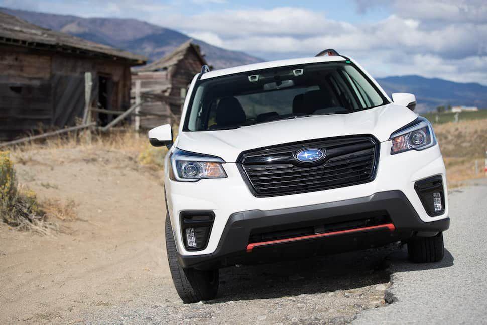 2020 Subaru Forester Hits Us Dealerships Starting At 24 495 Subaru Forester Subaru Touring
