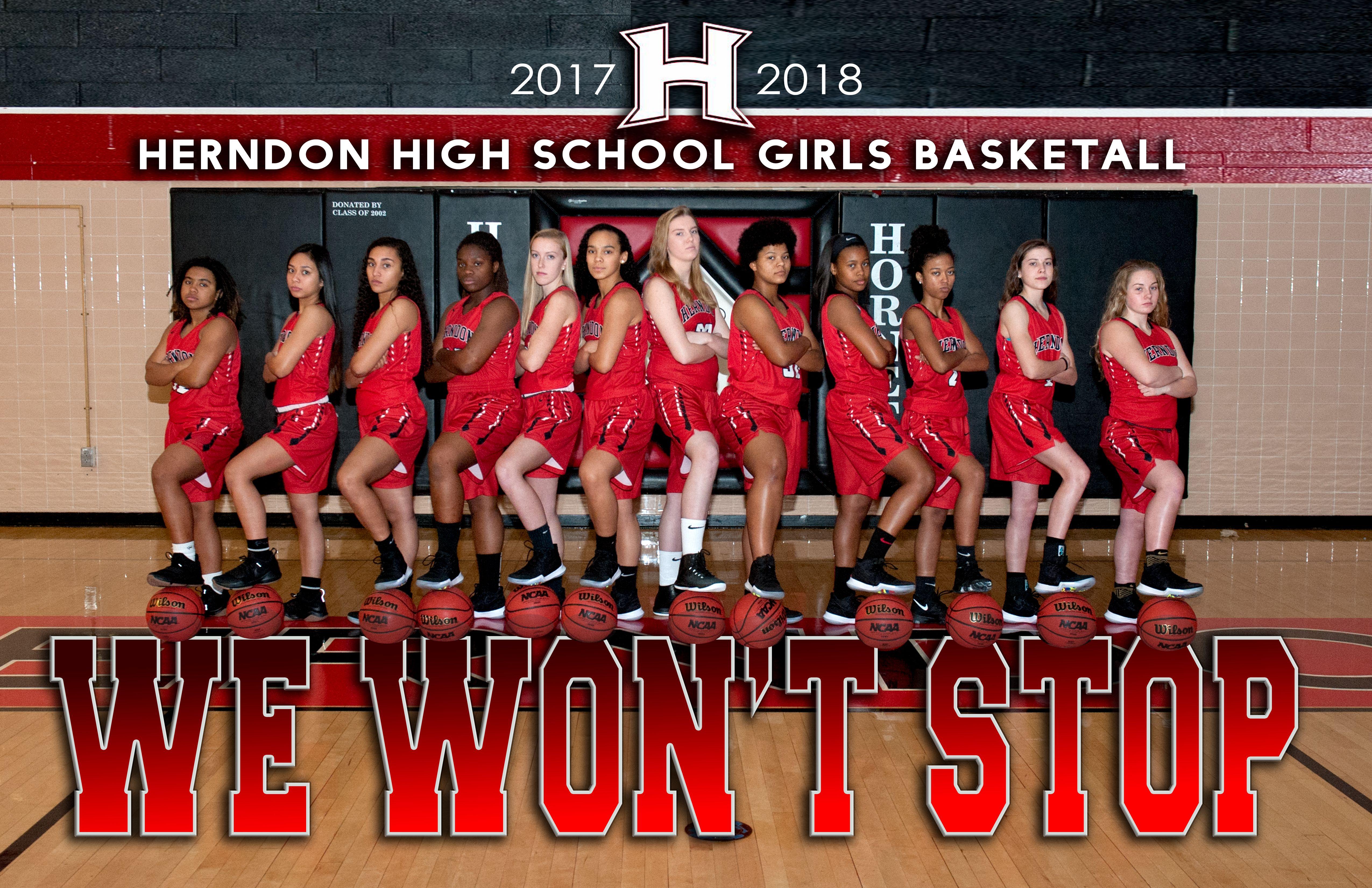 Sports Team Posters Girls Varsity Basketball Poster Sport Poster Artistic Wedding Photography High School Girls