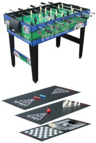 Triumph Sports 48 Inch Mls 10 In 1 Combo Table