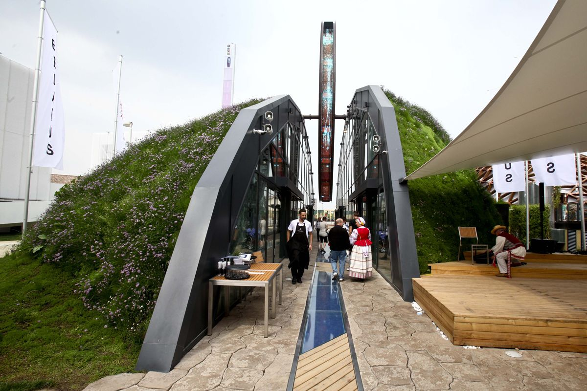 Wheel of Life | #Belarus #BelarusPavilion #Expo2015