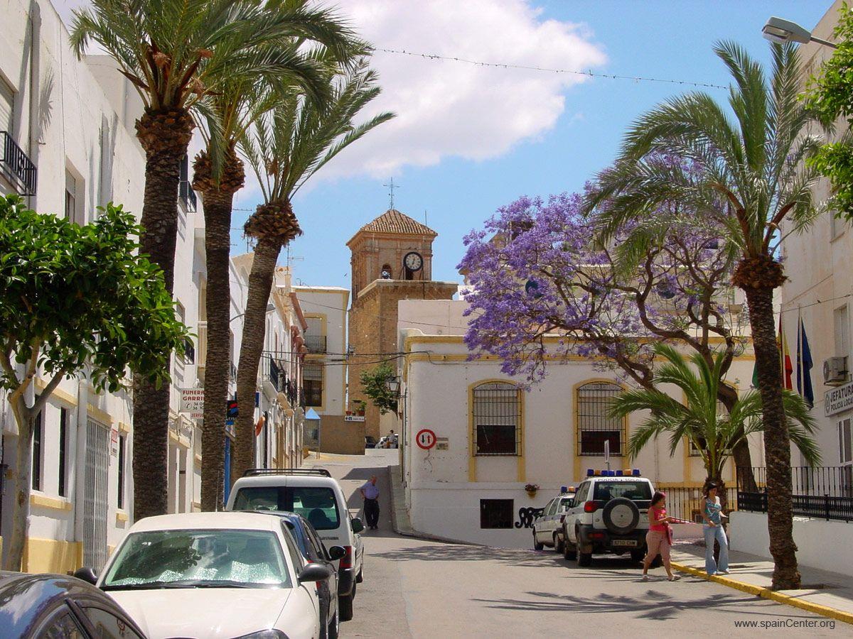 Nijar Andalusia Spain Parques Naturales Cabo De Gata Lugares Para Visitar