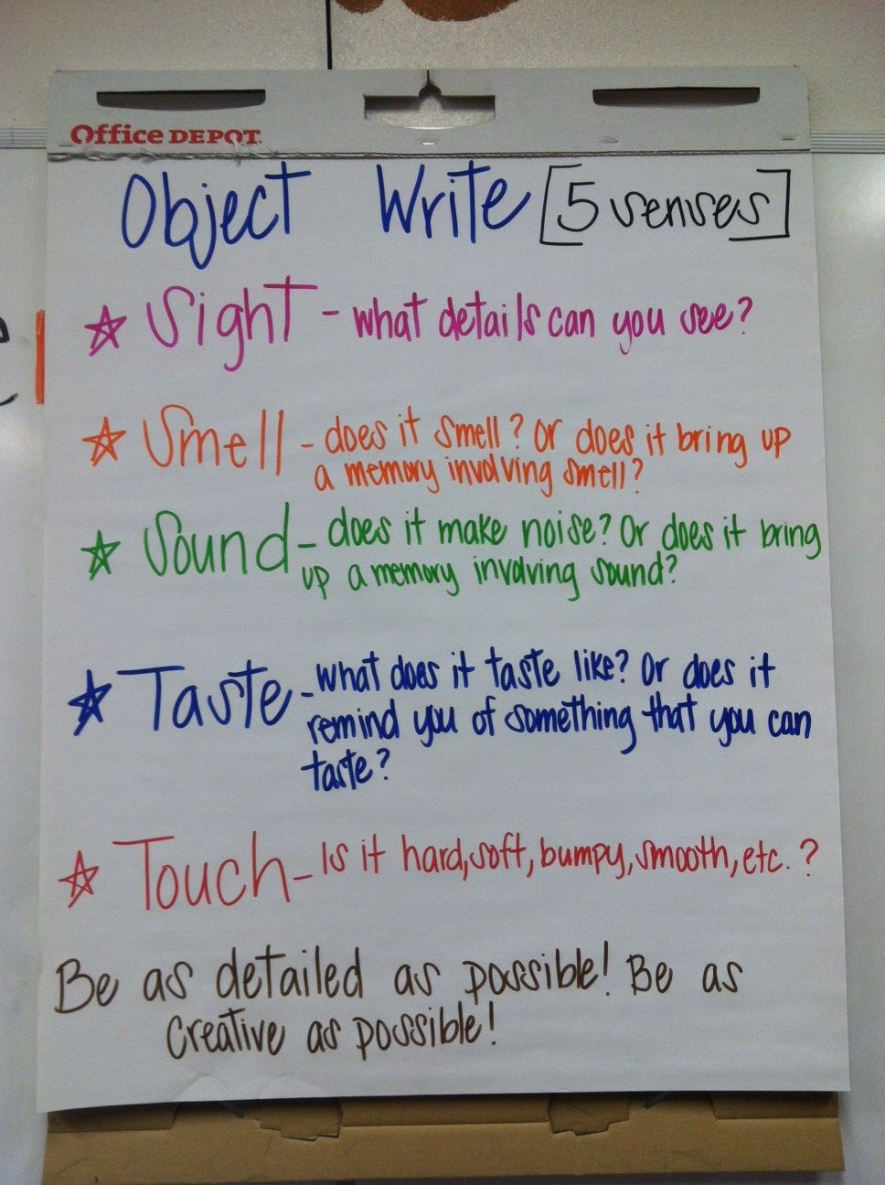 how to teach descriptive writing Fun descriptive writing lesson plan watch 3rd grade classrooms use technology in a fun descriptive writing lesson plan this lesson plan focuses students attention.