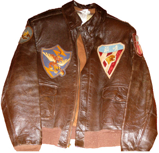 Knopf A2 From The 118th Tactical Reconnaissance Squadron Page 2 Vintage Leather Jacket Leather Flight Jacket Mens Leather Jacket Vintage Wwii Bomber Jacket