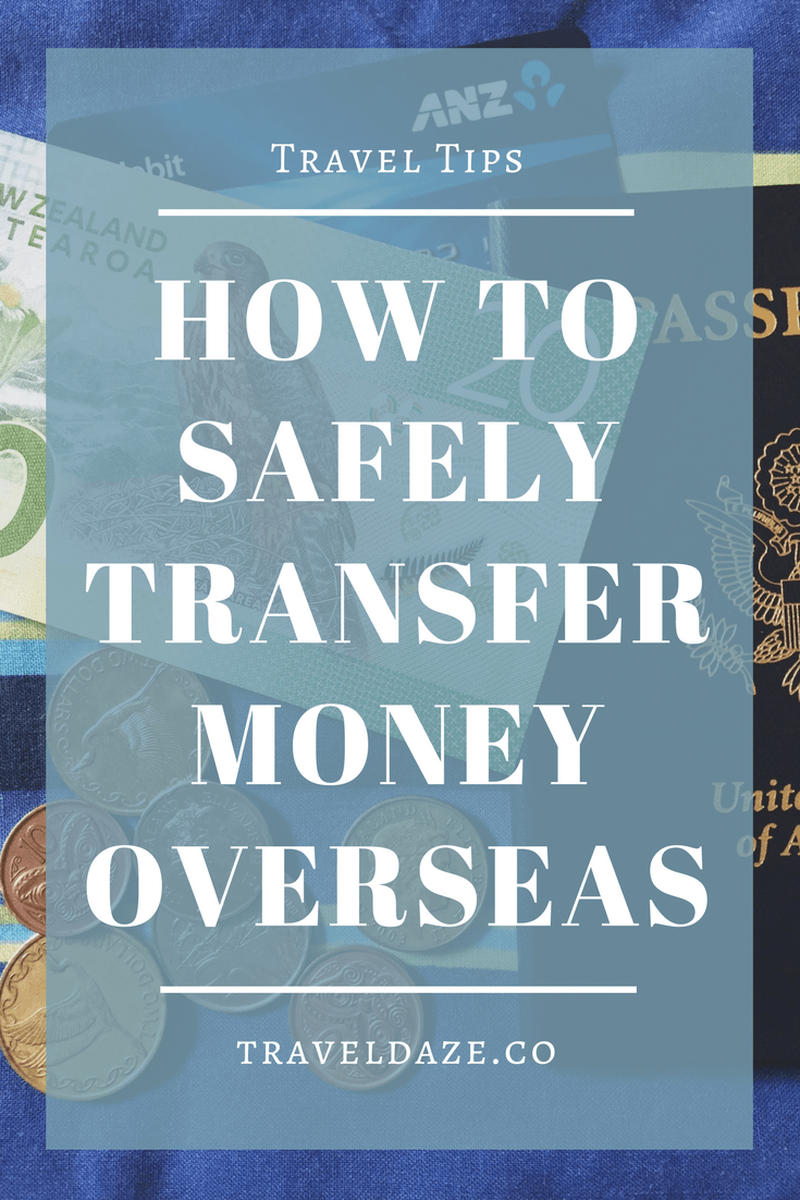 The safest, simplest, best way to transfer money overseas is with ...