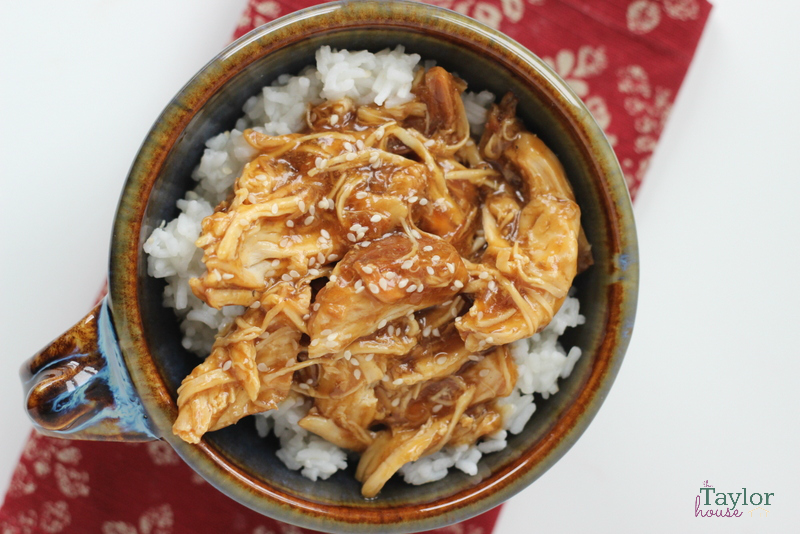 Blog post at The Taylor House : This Slow Cooker Chicken Teriyaki recipe is fabulous because you can make it in your Crock Pot. Chicken Teriyaki is one of my boys favorit[..]