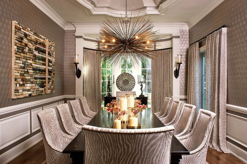 Jeff Andrews Designs A Glamorous Abode For Kimberly Tyson