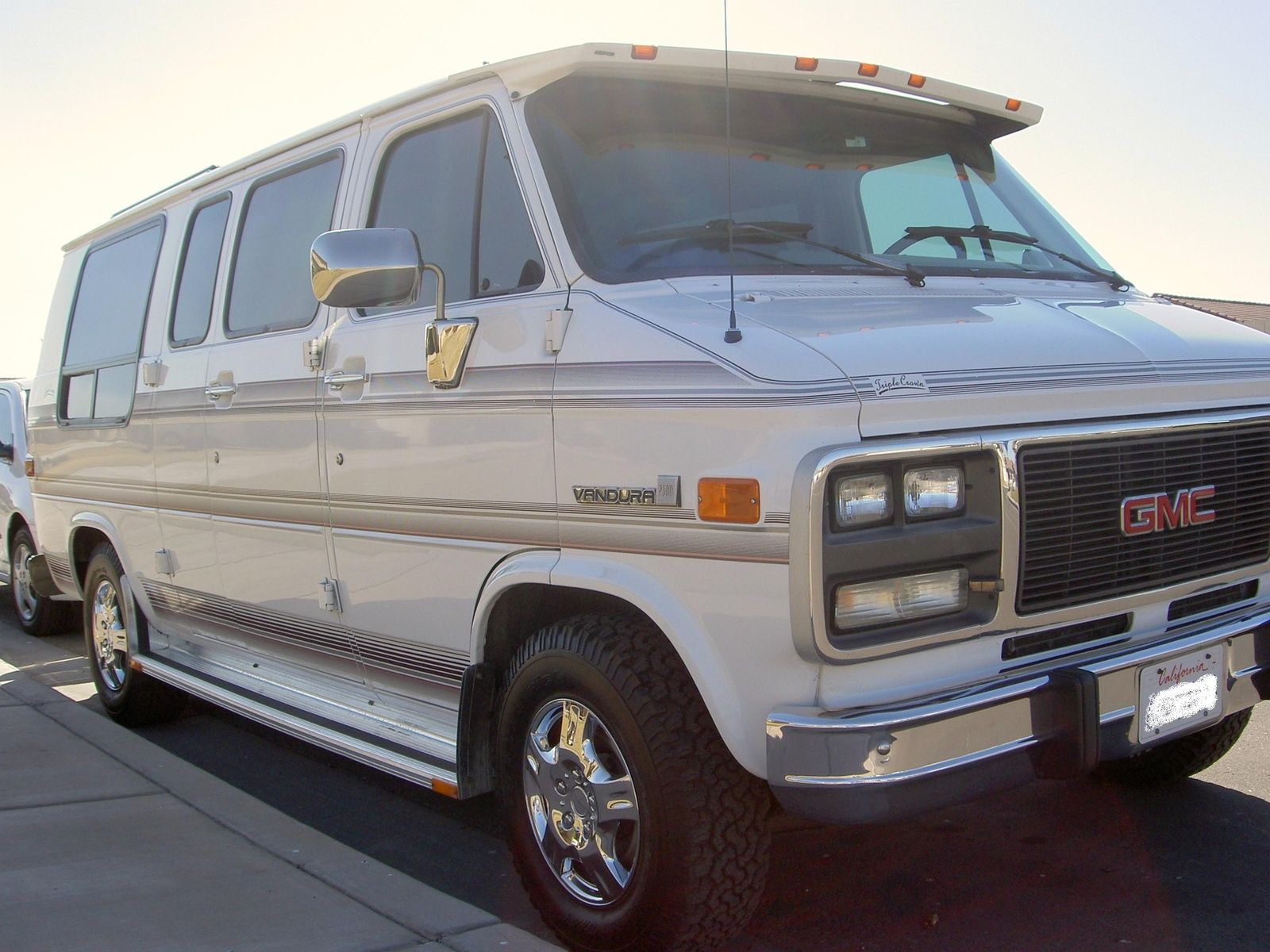 and photos vans information gmc van momentcar
