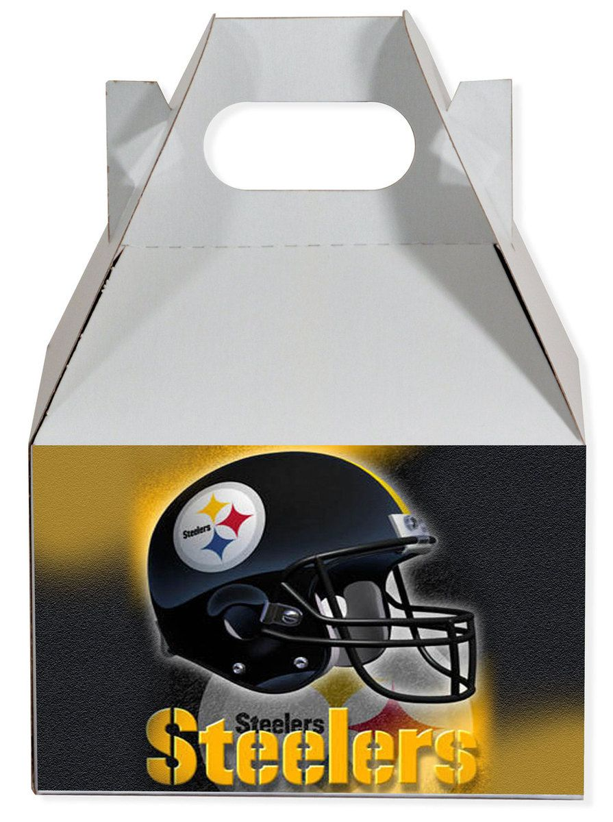 Steelers Personalized Gable Box | Pinterest | Gable boxes, Box sets ...