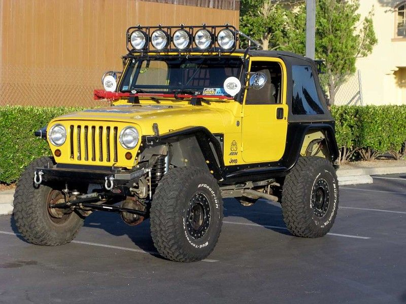 Metalcloak Vs Others The Metalcloak Clearance Diagrams Pirate4x4 Com 4x4 And Off Road Forum Yellow Jeep Jeep Tj Jeep Wrangler Tj