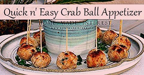 Photo of Quick and Easy Crab Balls