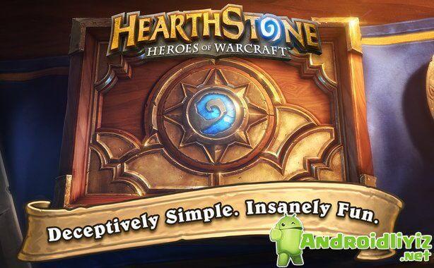 Hearthstone Heroes of Warcraft v2.8.9554 Mod Hileli APK indir