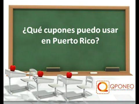 ¿Qué cupones puedo usar en Puerto Rico? - CuponeandoPR.net