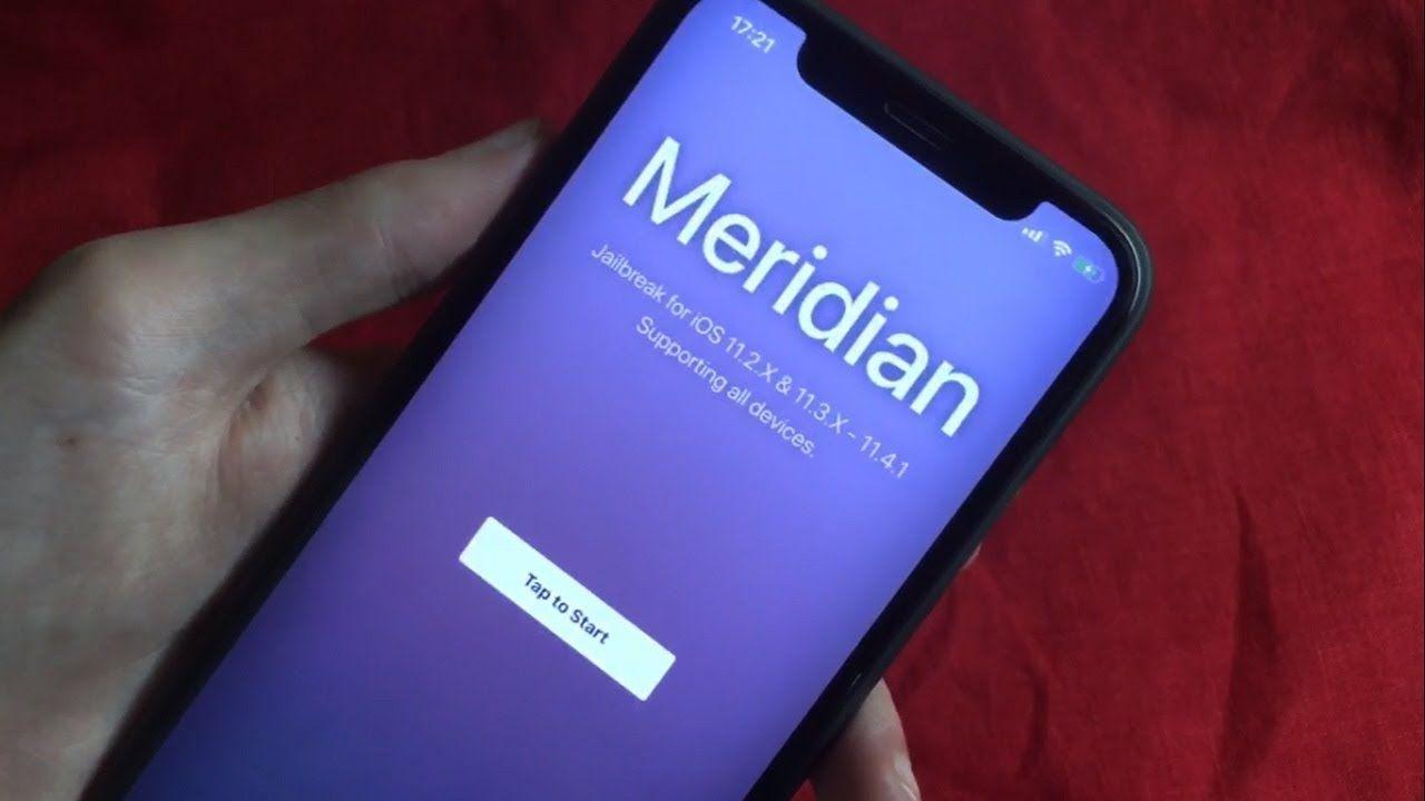 iOS 11 4 1 - 11 4] New Meridian & Electra Jailbreak Exploit