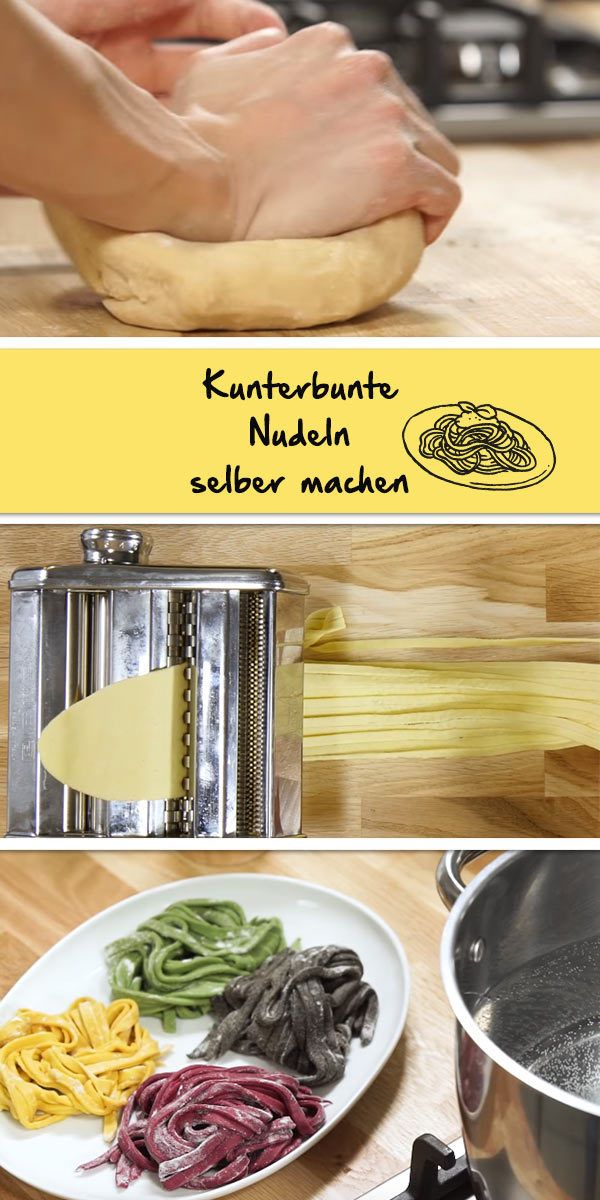 Photo of Make delicious pasta yourself