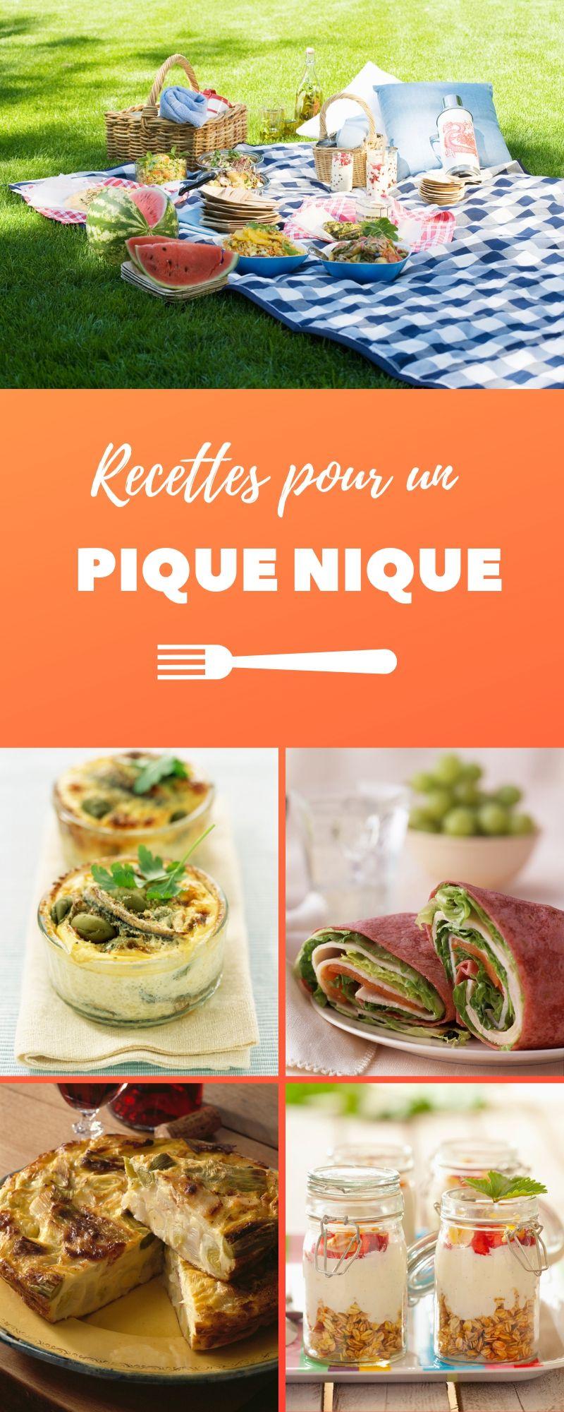 Pique-Nique : nos recettes faciles et économiques   Pique ...