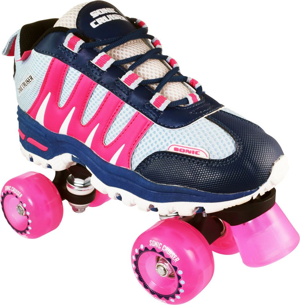 Sonic Cruiser Outdoor Car Hop Fun Roller Skates Women