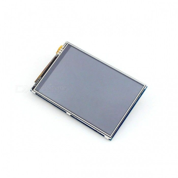 3.5 inch Touch Screen IPS TFT LCD Designed for Raspberry Pi - Blue. Find the cool gadgets at a incredibly low p