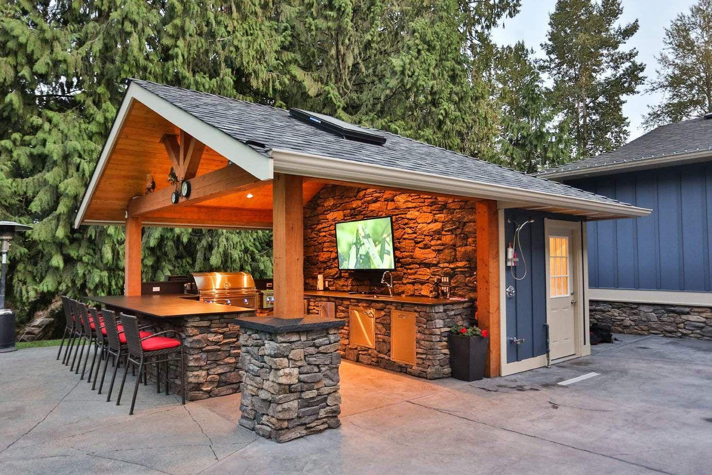 creating a new outdoor kitchen outdoor kitchen decor covered outdoor kitchens outdoor on outdoor kitchen id=71742