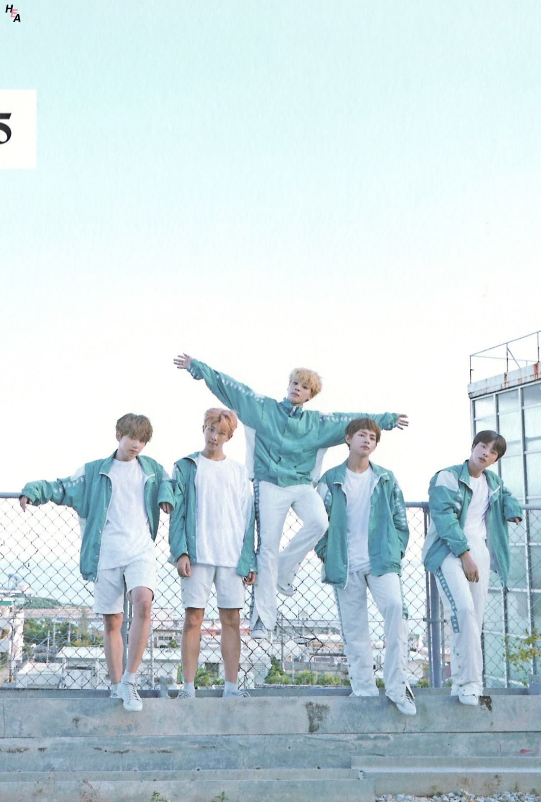 Scan Bts 2018 Season Greetings Happily Ever After Bts