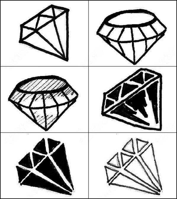 39+ Diamond shape clipart free ideas in 2021