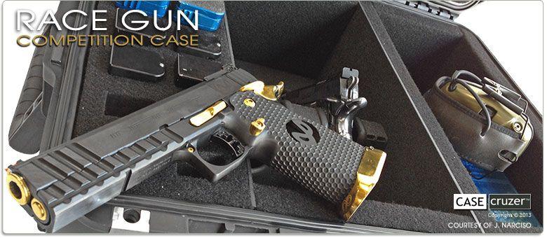 Gun Cases And Handgun Storage Lockable Air Water Lifetime Warranty