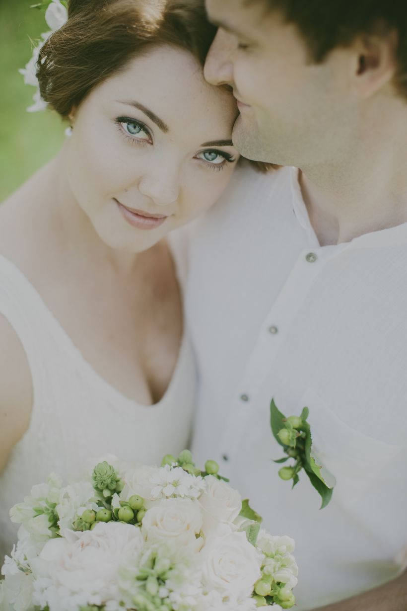 Triin♥Henri / laid back countryside barn wedding | Sandra Palm Photography