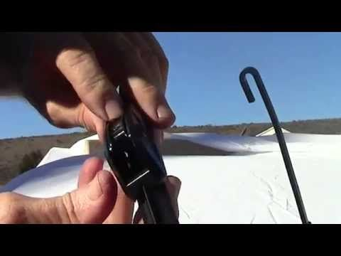 How To Install Windshield Wipers On A 1999 Toyota Corolla Windshield Wipers Windshield Toyota Corolla