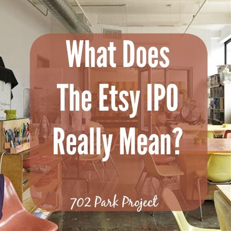 What Etsy's IPO Really Means