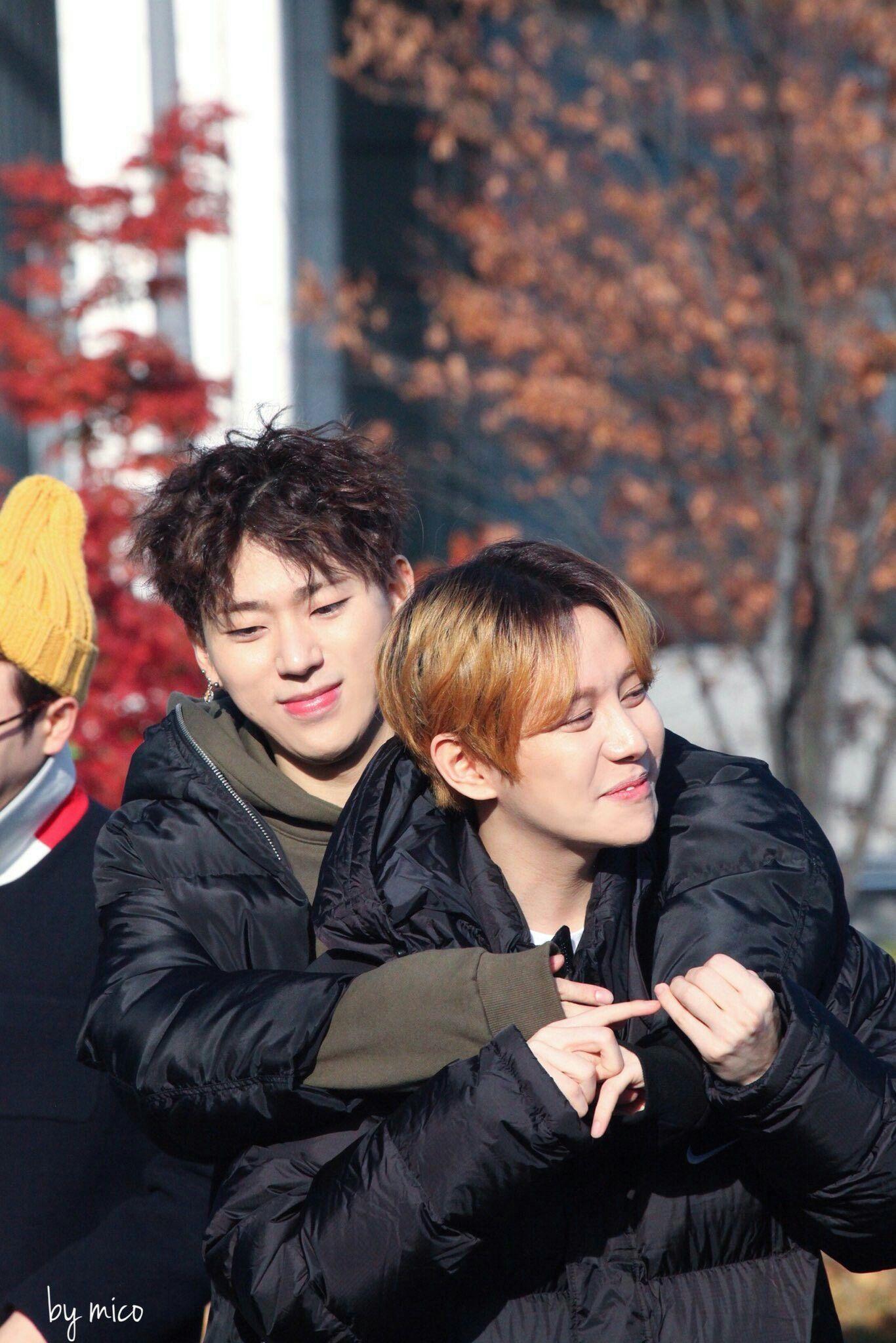 Kết quả hình ảnh cho Zico & Park Kyung (Block B)