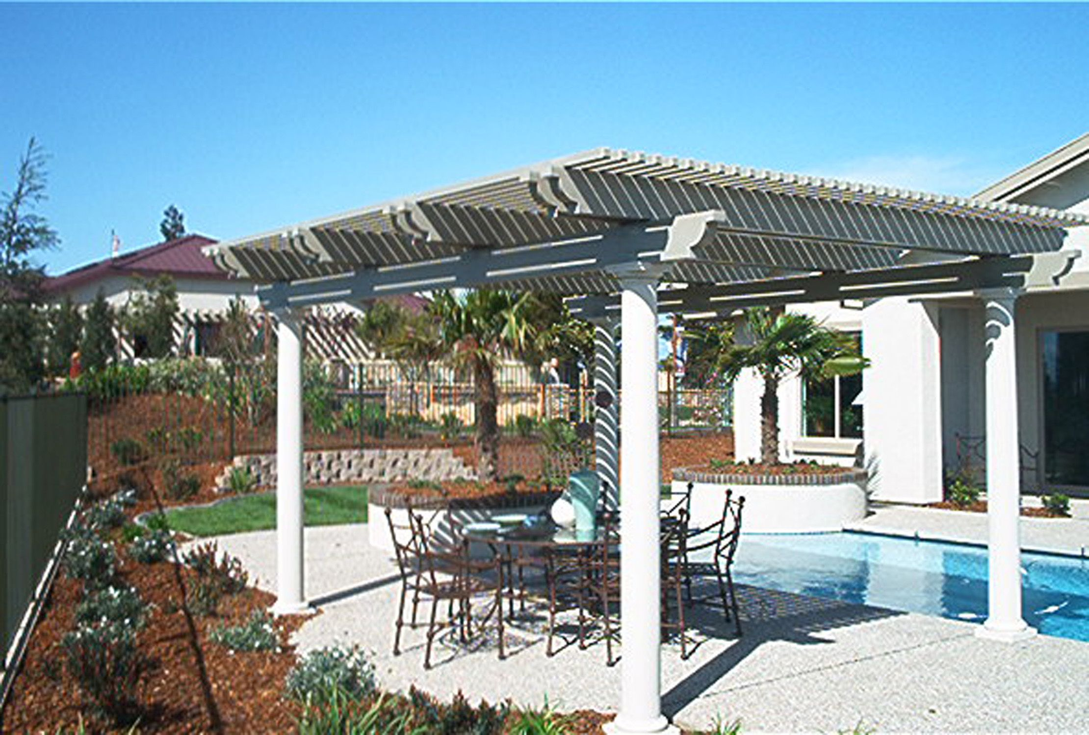 Wholesale Patio Kits is a nationwide supplier of DIY