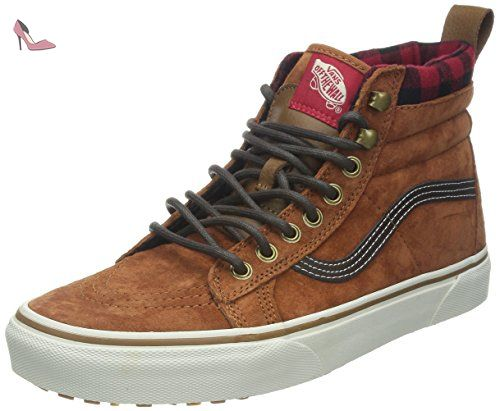 Vans Sk8 MteSneakers U Hautes Adulte Marron Hi Mixte u3lFKT1Jc