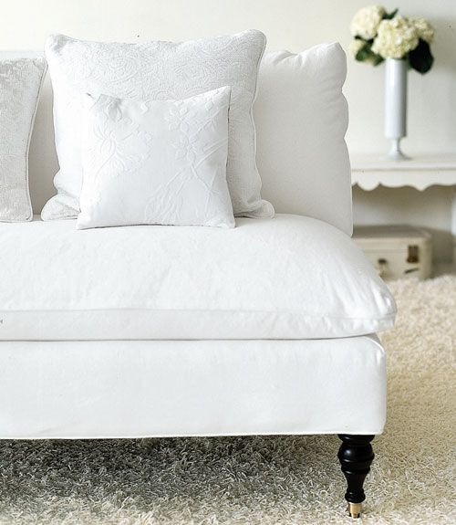 Apply Fabric Protection Treatments, Like Scotchgard, To Your White  Upholstery To Prevent Stains From