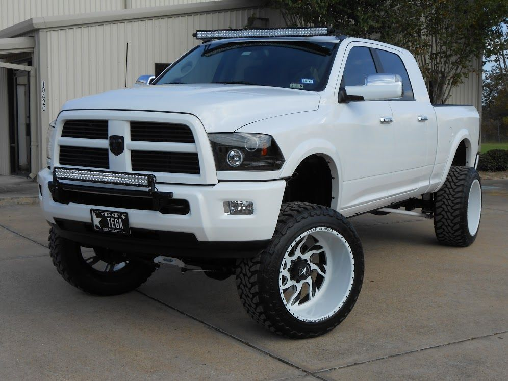 Lifted 2014 ram diesel photo gallery truck of the month