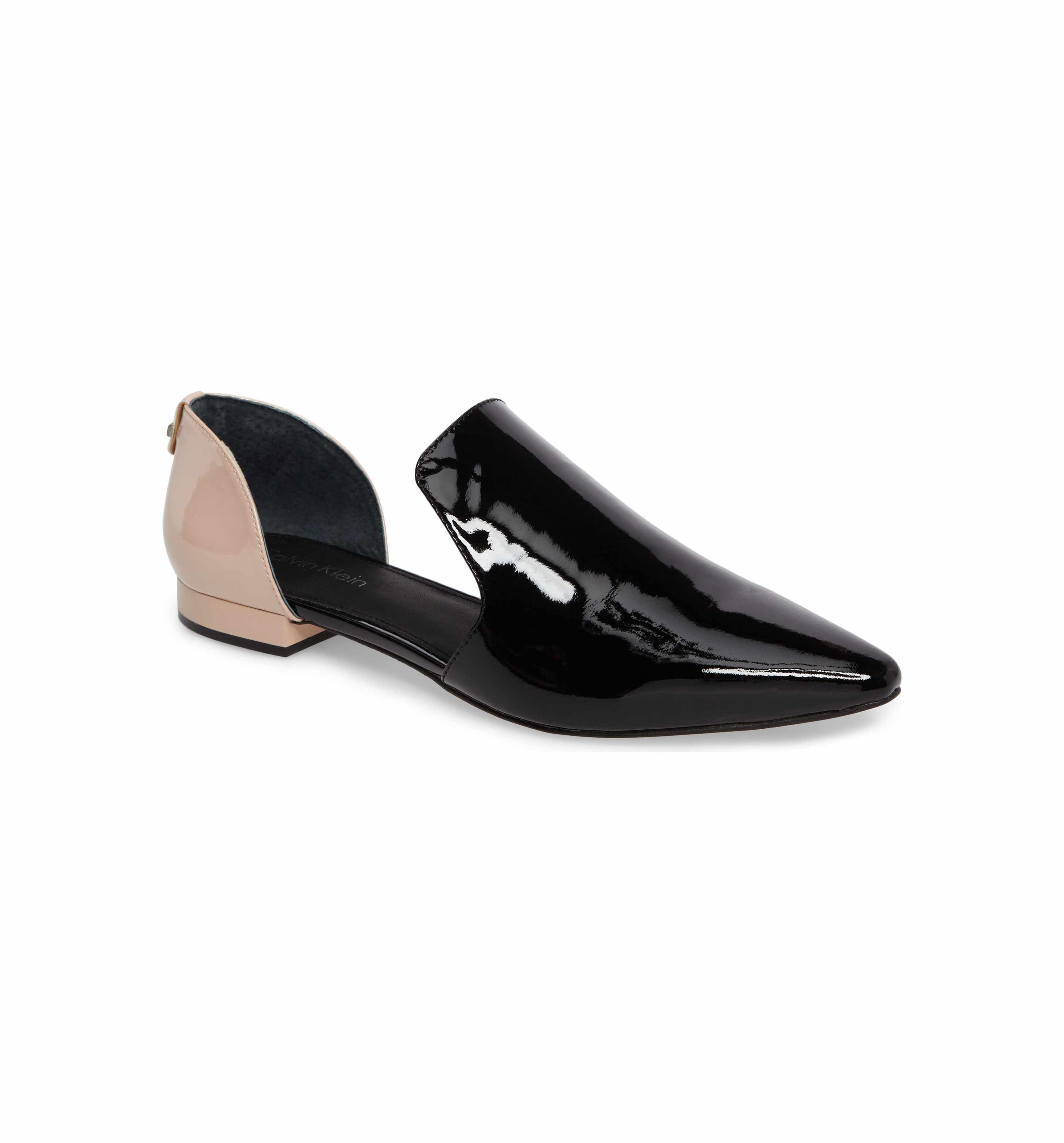 Calvin Klein Edona Loafer Flat (Women
