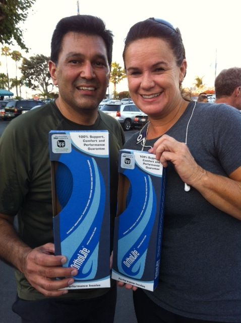 Long Beach Couple: Couples that Run Together - Stay Together