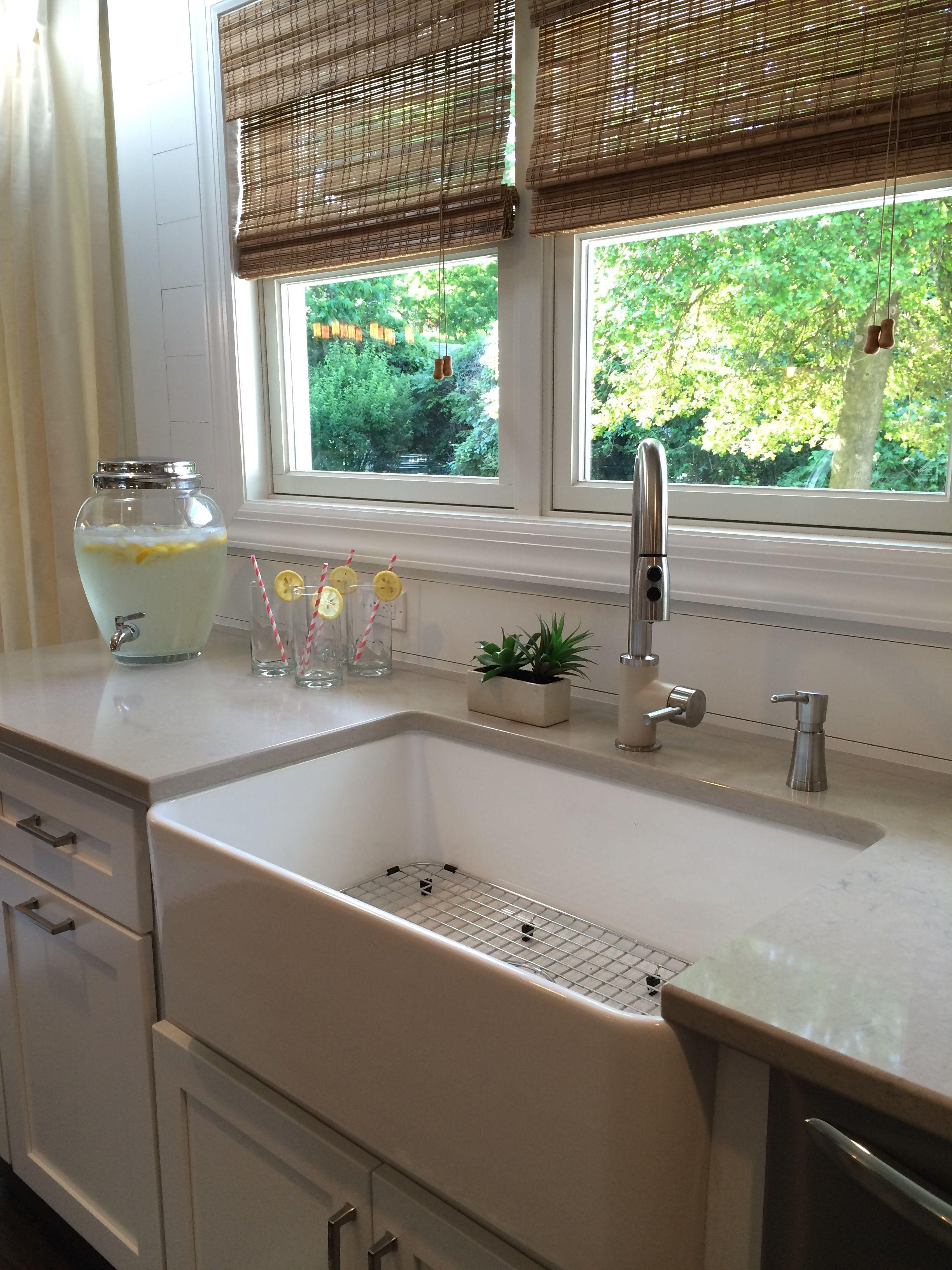 Blanco, Farmhouse Sink U0026 Faucet