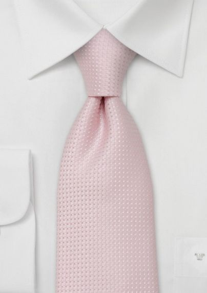 00eb907f3648 Another tie to match our Blush Bridesmaids dress! #donnamorganbridesmaids