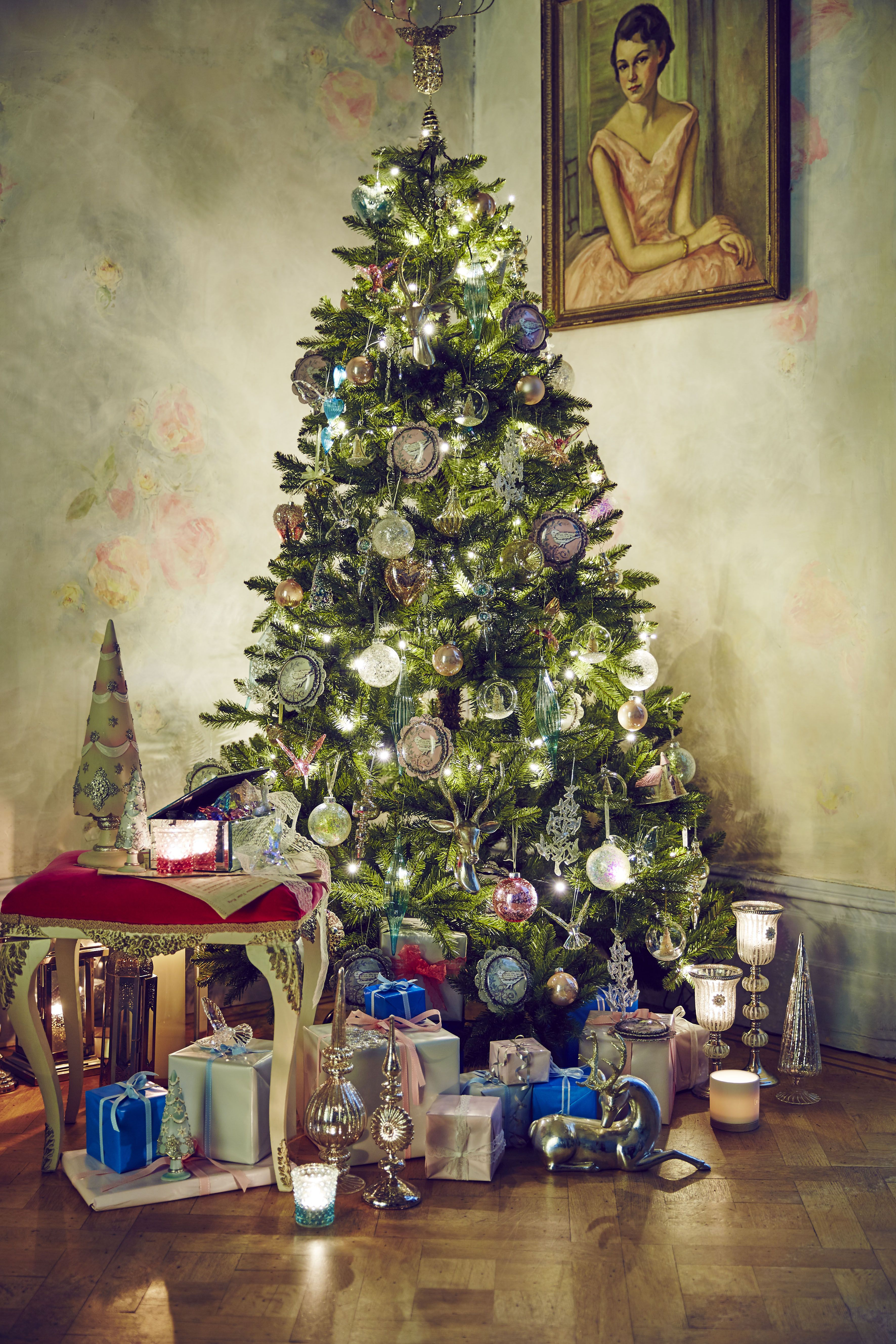 Christmas Decorations Wyevale Garden Centre