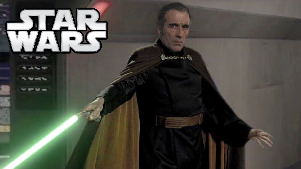 Yoda Reveals Why Count Dooku Turned To The Dark Side Star Wars Explained Dark Side Star Wars Star Wars Stars