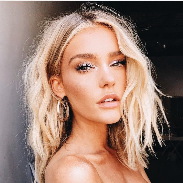 Pin By Samantha Hammack On Makeup In 2020 Hair Hacks Hair Styles Hair Beauty