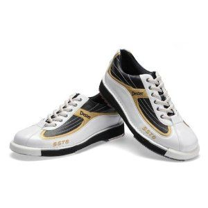 Dexter Mens SST 8 Bowling Shoes- White Black Gold (8 1 2) by Dexter.   140.00. The SST 8 brings revolutionary technology to competitive bowlers  aiming to ... 7fecfc068288