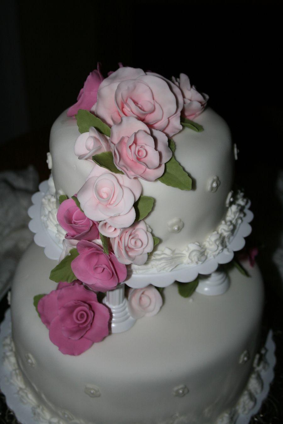 Wedding Cake Wilton Class Iii