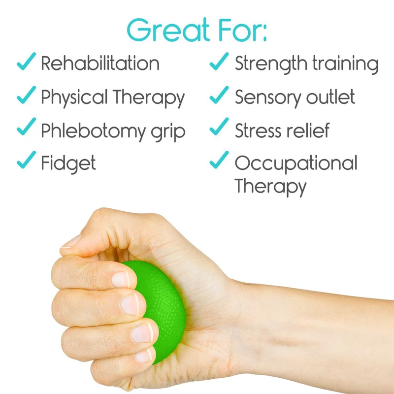 Hand Exercise Balls #exerciseball
